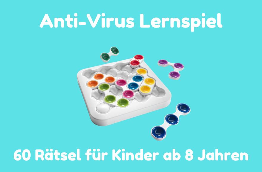 Anti Virus Lernspiel