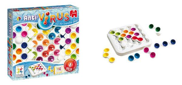 Anti-Virus Spielaufbau