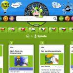 Blinde Kuh - Kostenlose Lernspiele aus der Suchmaschine für Kinder