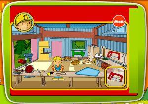 Bob der Baumeister - Bobs Werkstatt