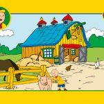 Caillou - Auf dem Bauernhof