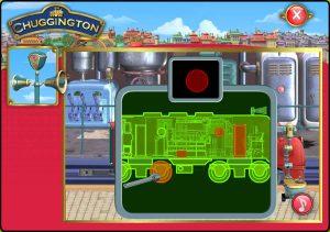Chuggington - Überpruefe die Loks