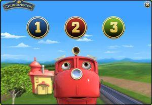 Chuggington - Verkehrsspiel