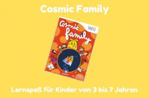 Cosmic Family Lernspiel