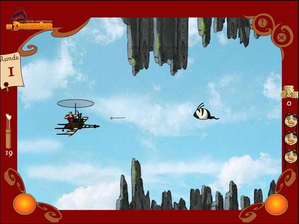 Die Drachenjaeger: Drachenjagd
