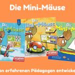 Die Mini-Mäuse - Das Lernspiel für Vorschulkinder