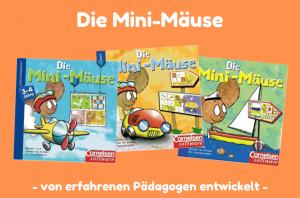 Die Mini-Mäuse Lernspiele