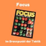 Focus - Spiel des Jahres 1981