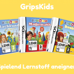 GripsKids - Eine Kombination aus Spielspaß und Lernen