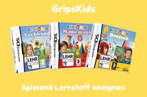 GripsKids Lernspiel