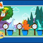 Harry und sein Eimer voller Dinos - Post fürs Dinoland