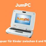 JumPC von Olidata - Der Laptop für Kinder