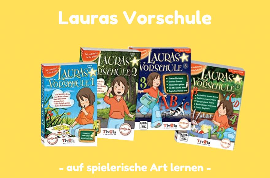 Lauras Vorschule Lernspiele
