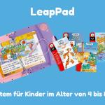 LeapPad - Das interaktive Buch für Kinder
