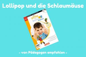 Lollipop und die Schlaumäuse Lernspiel