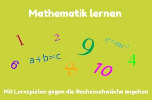 Mathematik lernen