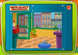 Meister Mannys Werkzeugkiste - Trampolin hüpfen