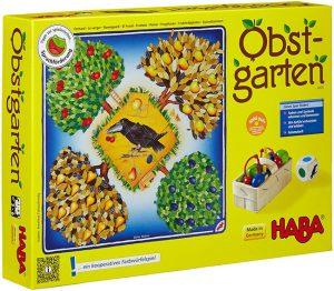 Obstgarten Lernspiel