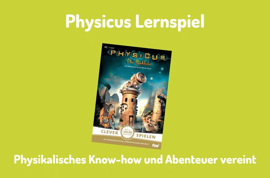 Physicus Lernspiel