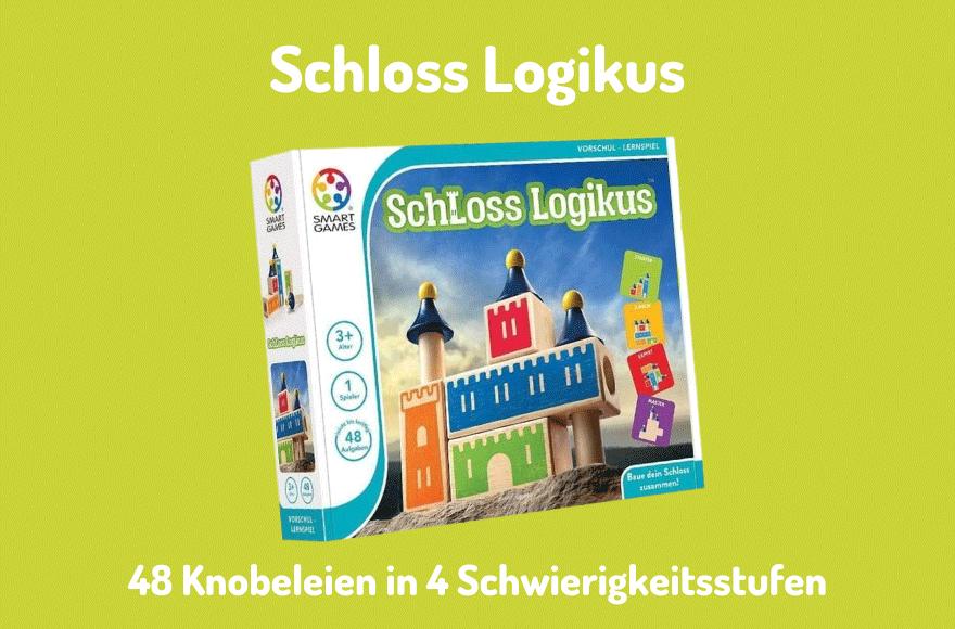 Schloss Logikus Lernspiel