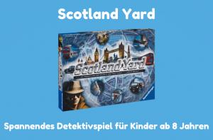Scotland Yard Lernspiel
