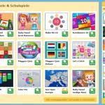 SpielAffe - Kostenlose Lernspiele aus verschiedenen Kategorien