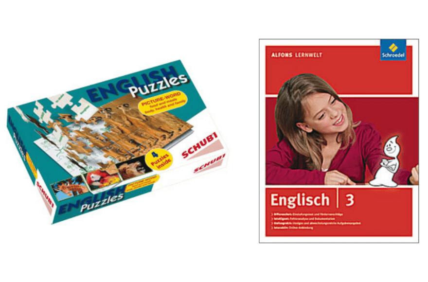 Sprachen lernen - Spiele von Verlagen