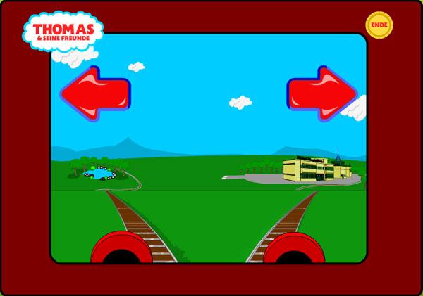 Thomas und seine Freunde - Thomas auf Reisen