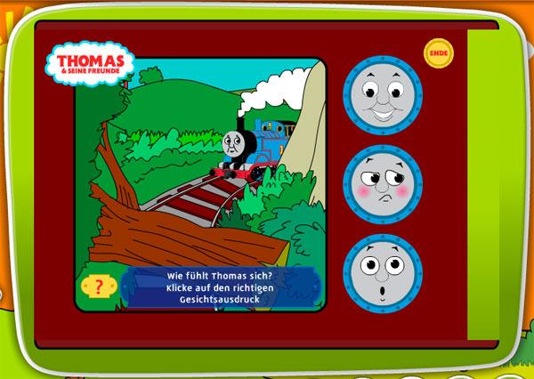 Thomas und seine Freunde - Wie geht es dir Thomas