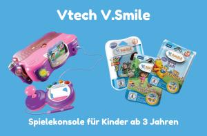 Vtech Smile Lernspiele