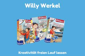 Willy Werkel Lernspiele