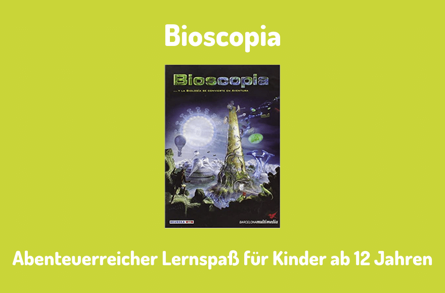 Bioscopia Lernspiel
