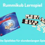 Rummikub - Spiel des Jahres 1980