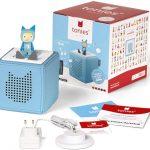 Die Tonie-Box für Kinderhörspiele ist eine clevere CD-Player-Alternative